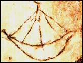 Early Christian Boat Graffiti