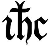 IHC Monogram - Medieval 150